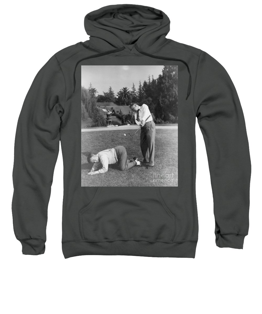 1934 Sweatshirt featuring the photograph William Claude Fields by Granger