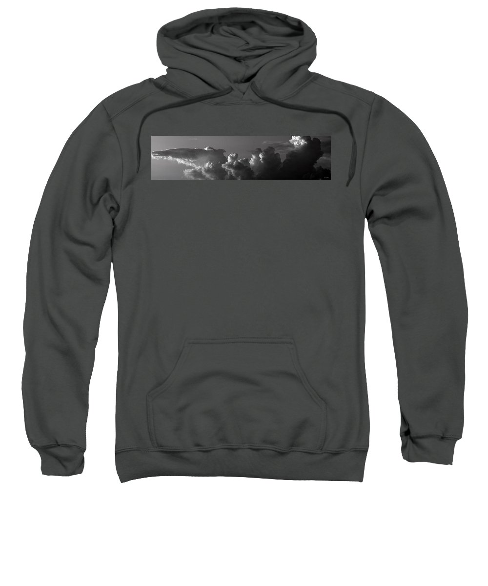 Wolf Pack Sweatshirt featuring the photograph Wolf Pack by Ed Smith