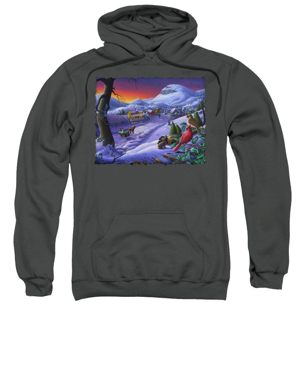 Cardinal Hooded Sweatshirts T-Shirts
