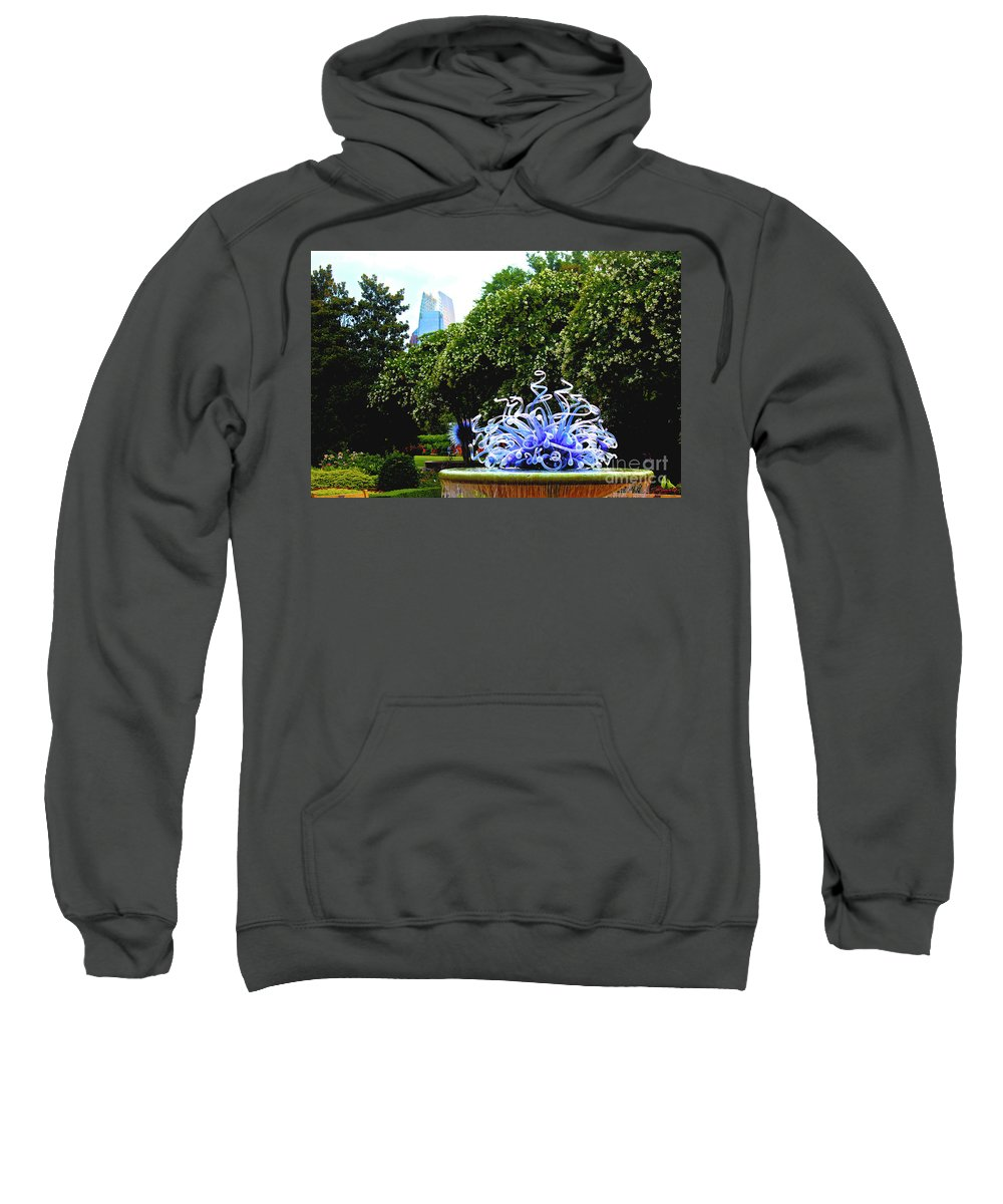 Canon T31 Eos Rebel Sweatshirt featuring the photograph 01142017059 by Debbie L Foreman