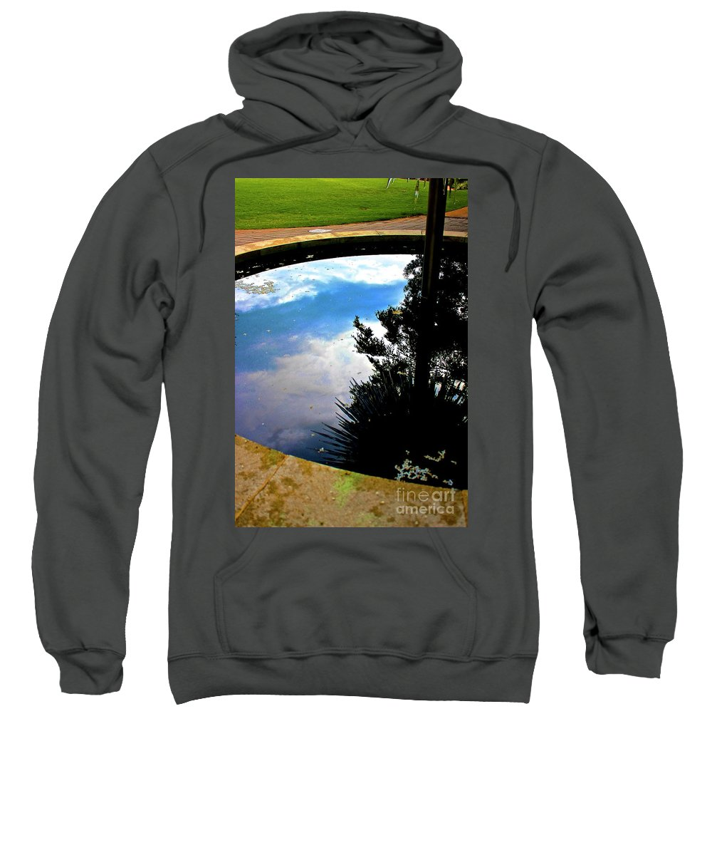 Canon T31 Eos Rebel Sweatshirt featuring the photograph 01142017066 by Debbie L Foreman