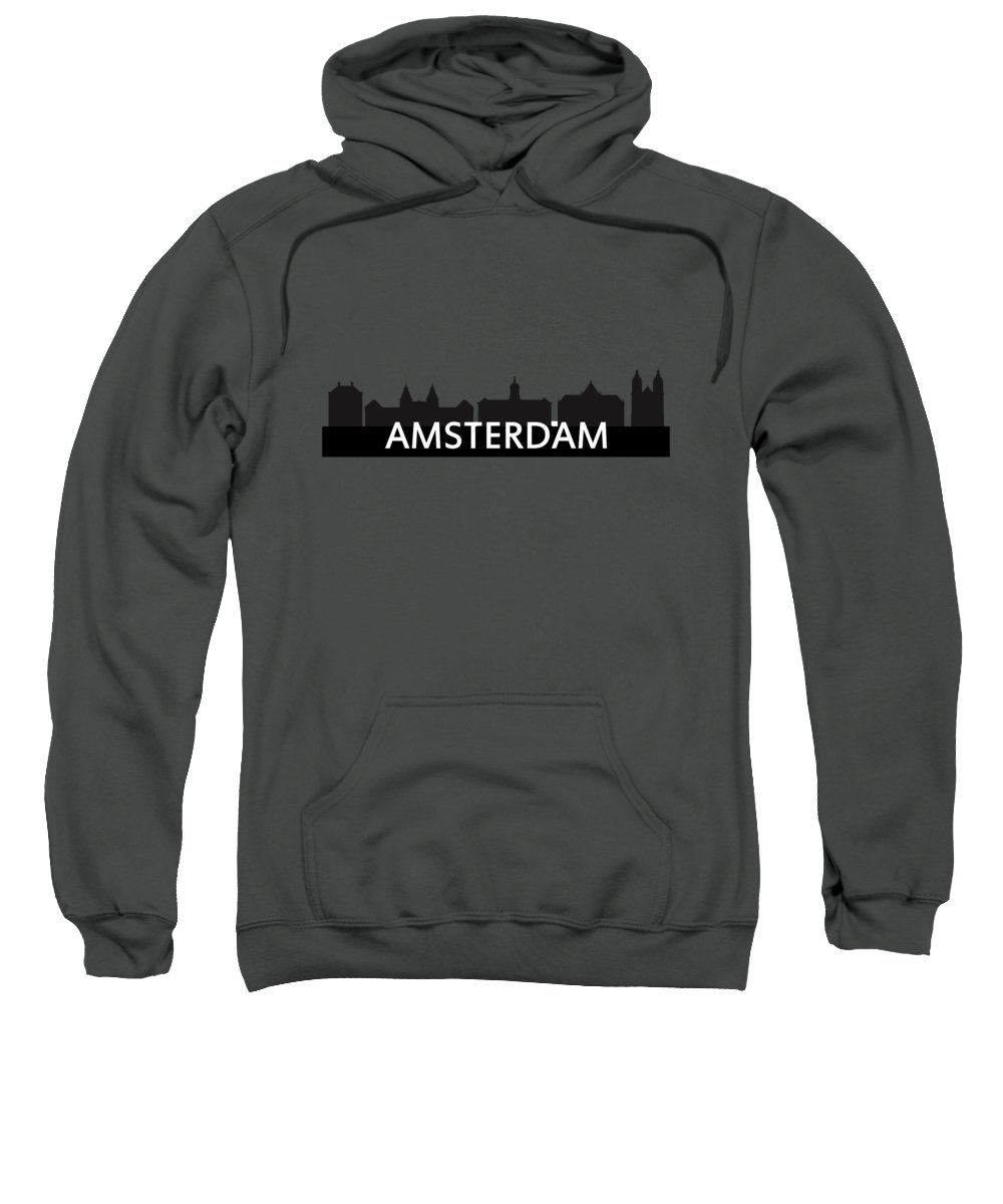 Landmarks Hooded Sweatshirts T-Shirts