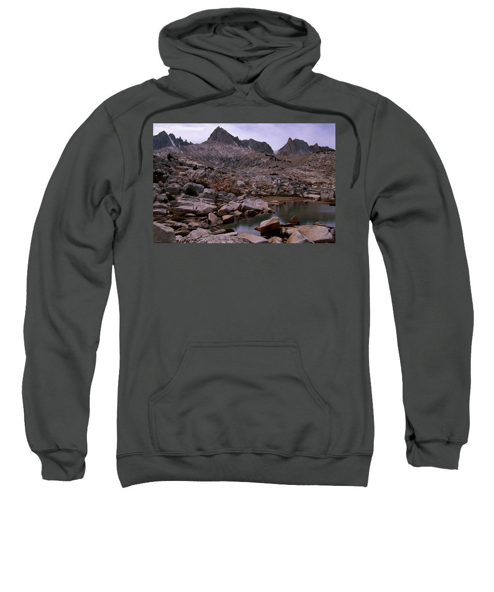 Granite Park Sweatshirt featuring the photograph Granite Park by Soli Deo Gloria Wilderness And Wildlife Photography