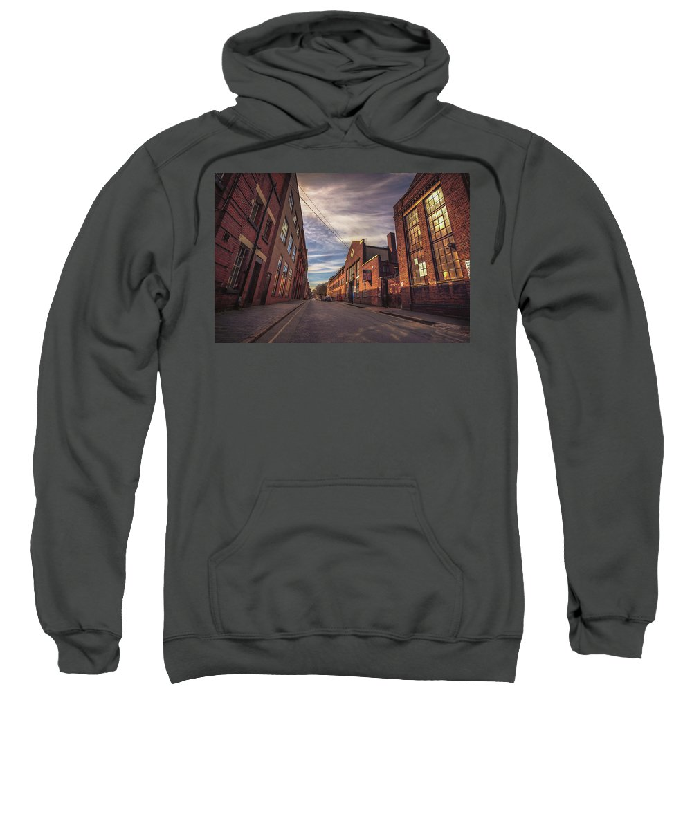6x4 Sweatshirt featuring the photograph Imposing by Chris Fletcher
