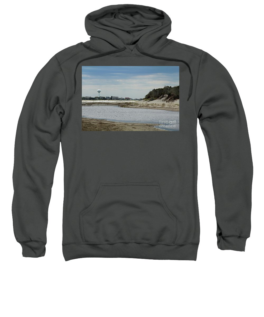 Sky Sweatshirt featuring the photograph Moment In Time by Kristen Pagliaro