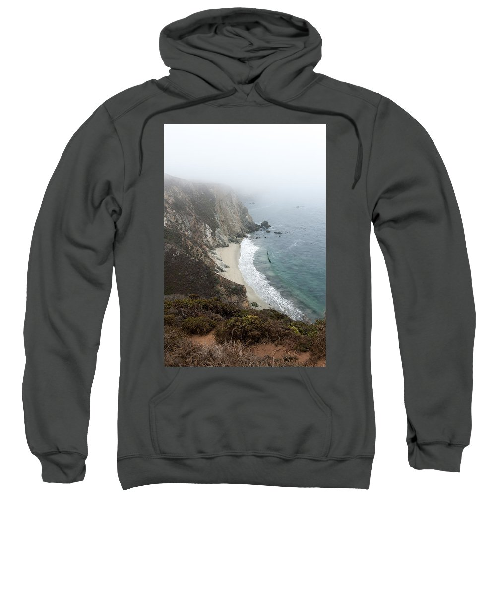 Coast Sweatshirt featuring the photograph Pacific Coast by Wim Slootweg