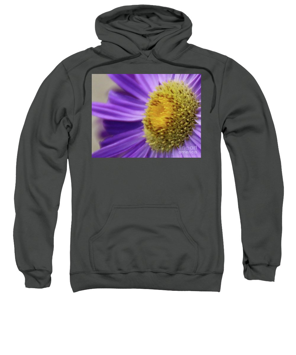 Flower Sweatshirt featuring the photograph Springtime by Linda Shafer