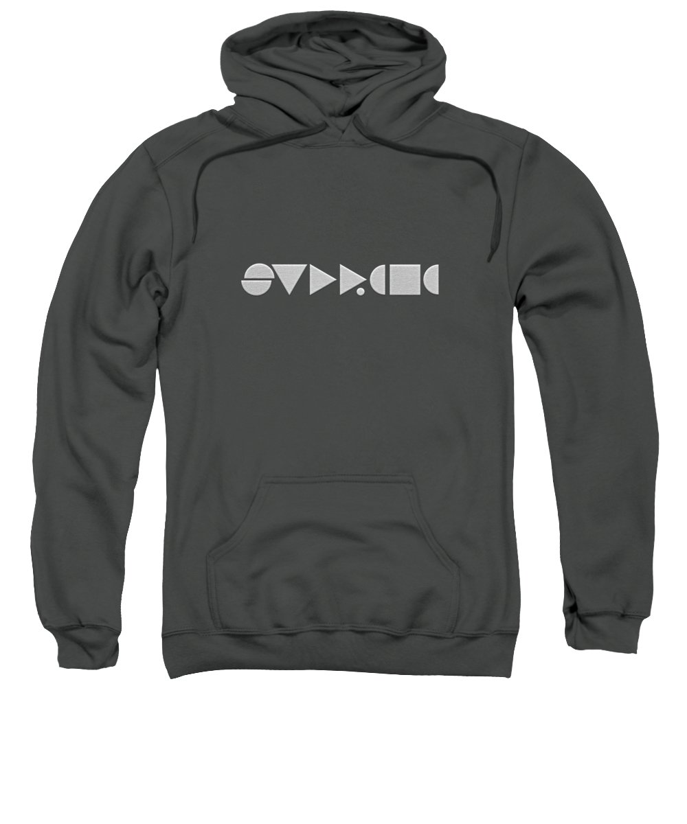 Abstract Hooded Sweatshirts T-Shirts