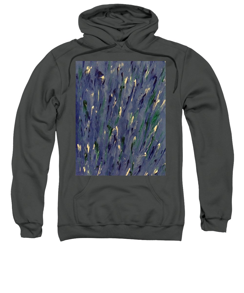 Sweatshirt featuring the photograph Art Therapy by Michele Monk