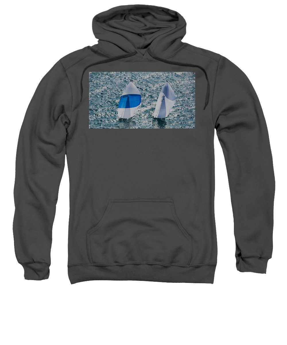 Water Sweatshirt featuring the photograph Watercolors by Steven Lapkin