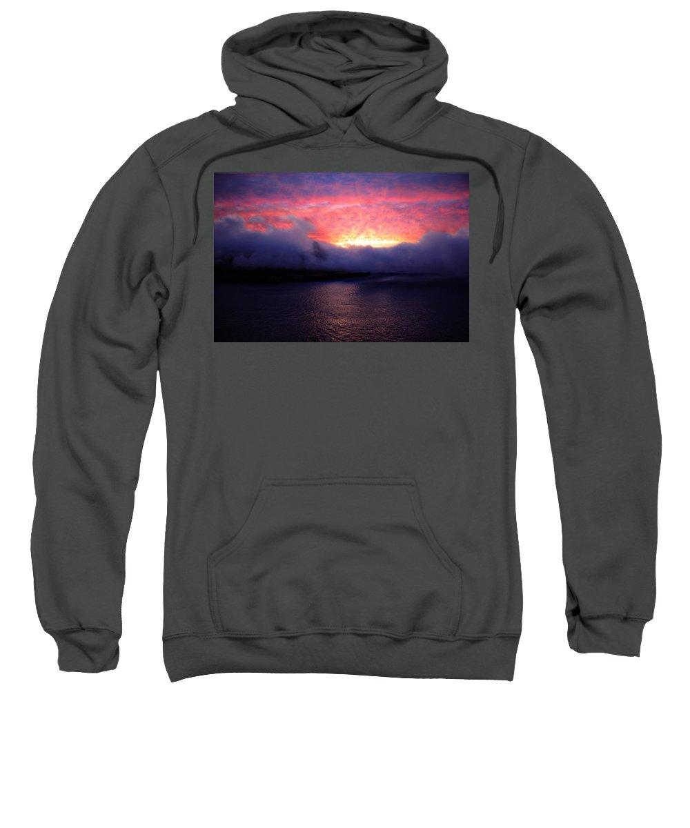 Air Sweatshirt featuring the photograph The Faroe Islands by Pol Hansen