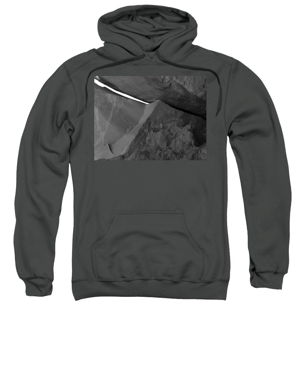 Nature Sweatshirt featuring the photograph Untitled by Adam Vance