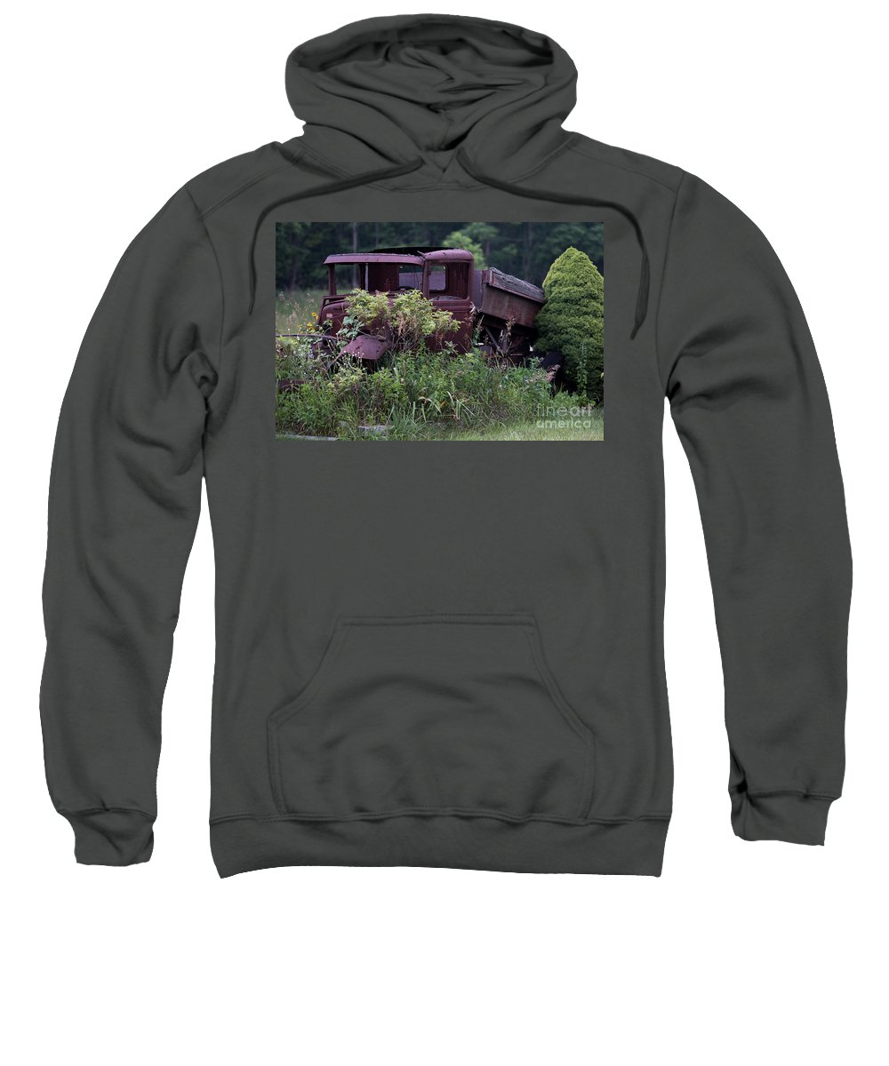 Ford Sweatshirt featuring the photograph 1931 Ford Model A 1 by Wesley Farnsworth