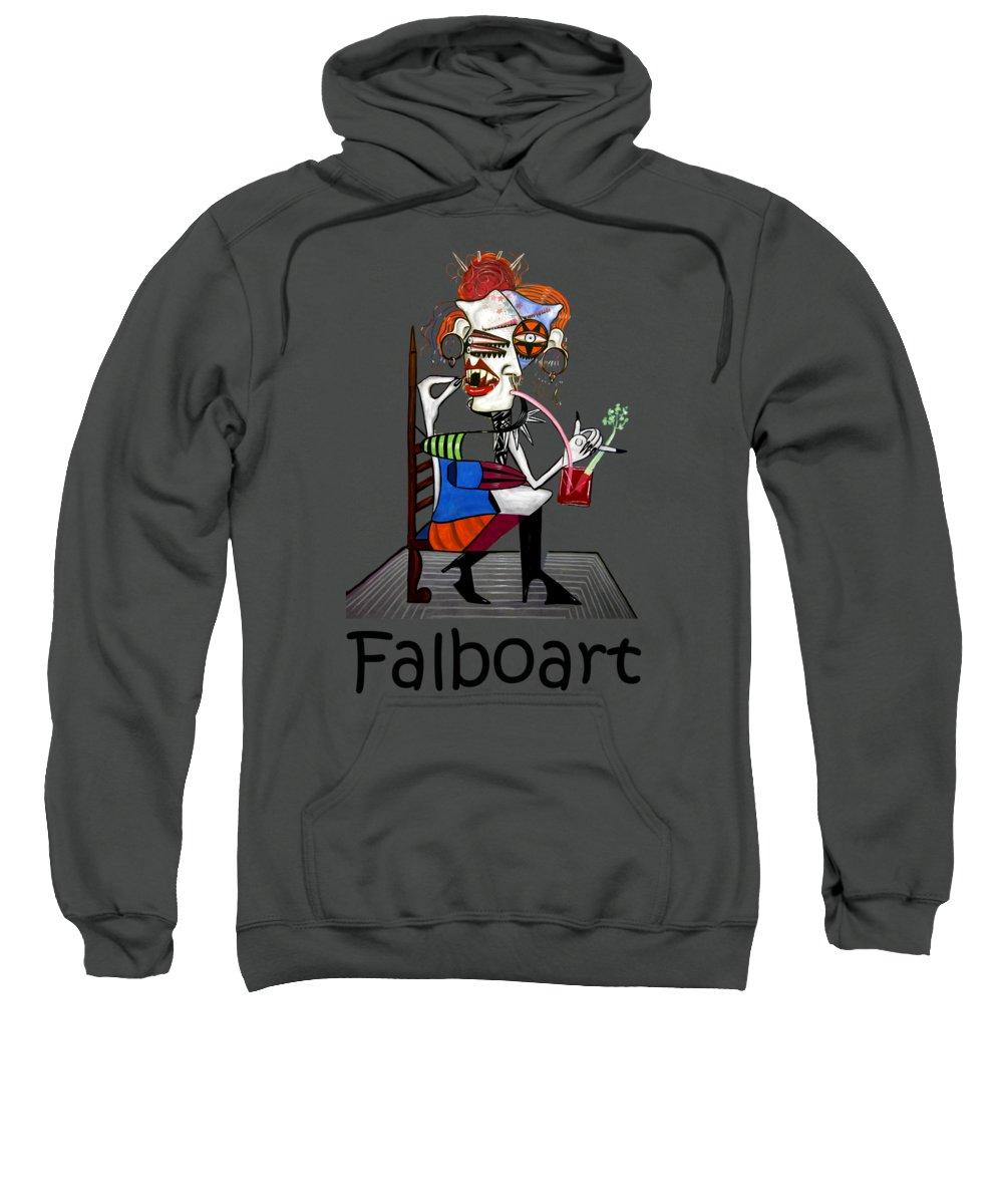 Bloody Mary Hooded Sweatshirts T-Shirts