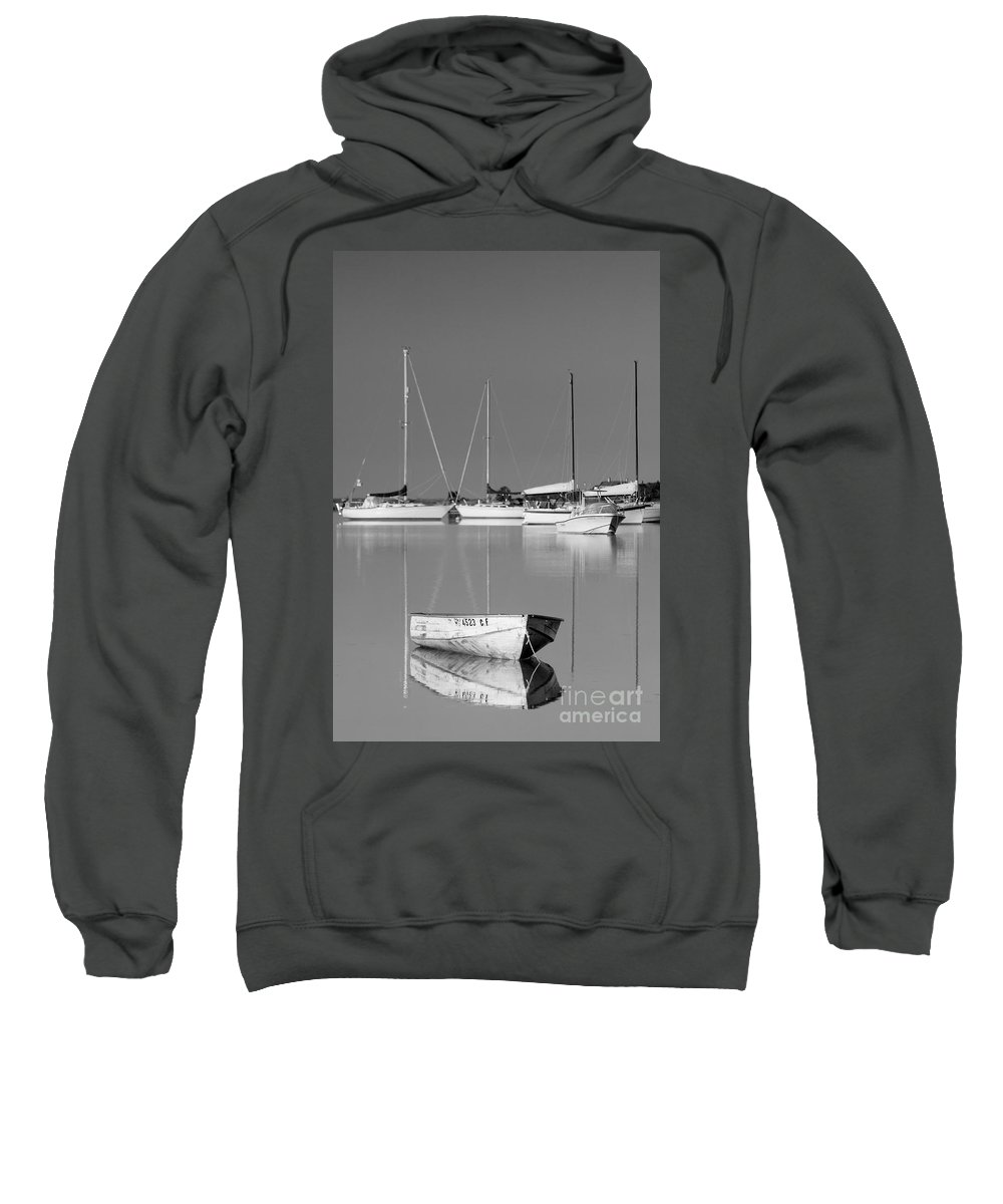 Sunrise Sweatshirt featuring the photograph Sunrise In Osterville Cape Cod Massachusetts by Matt Suess