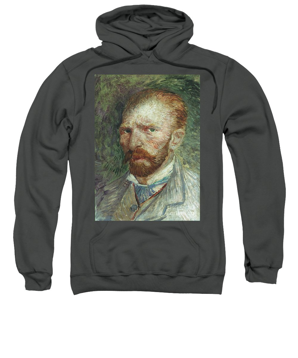 19th Century Sweatshirt featuring the photograph Vincent Van Gogh (1853-1890) by Granger