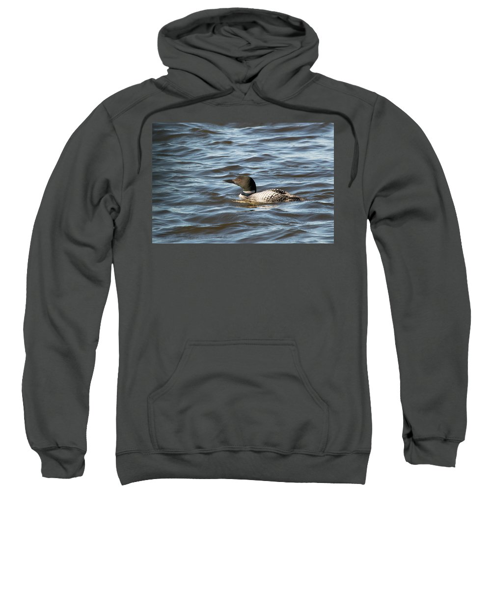 Nature Sweatshirt featuring the photograph Up Close by Linda Kerkau