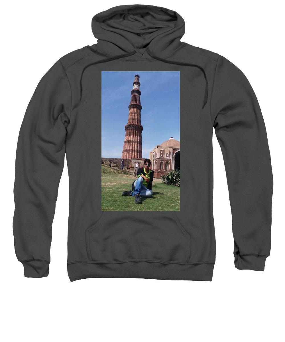 Harpal Singh Jadon Sweatshirt featuring the photograph Harpal Singh Jadon by Harpal SIngh Jadon Jadon
