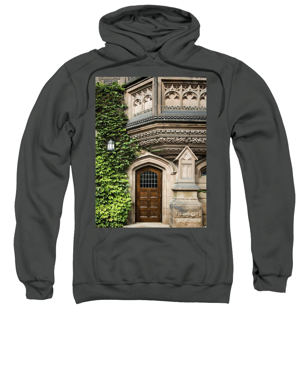 Ivy League Sweatshirt featuring the photograph Ivy League by John Greim