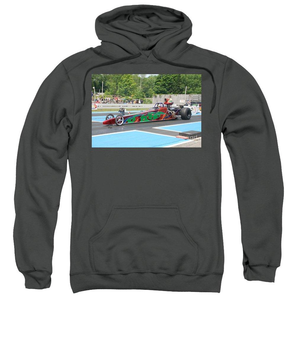 06-15-2015 Sweatshirt featuring the photograph 8822 06-15-2015 Esta Safety Park by Vicki Hopper