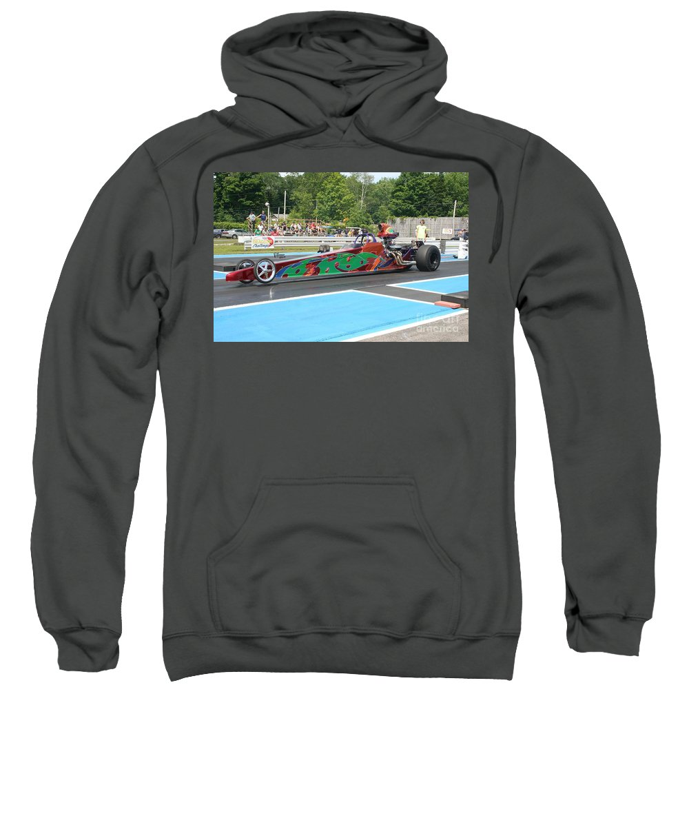 06-15-2015 Sweatshirt featuring the photograph 8823 06-15-2015 Esta Safety Park by Vicki Hopper