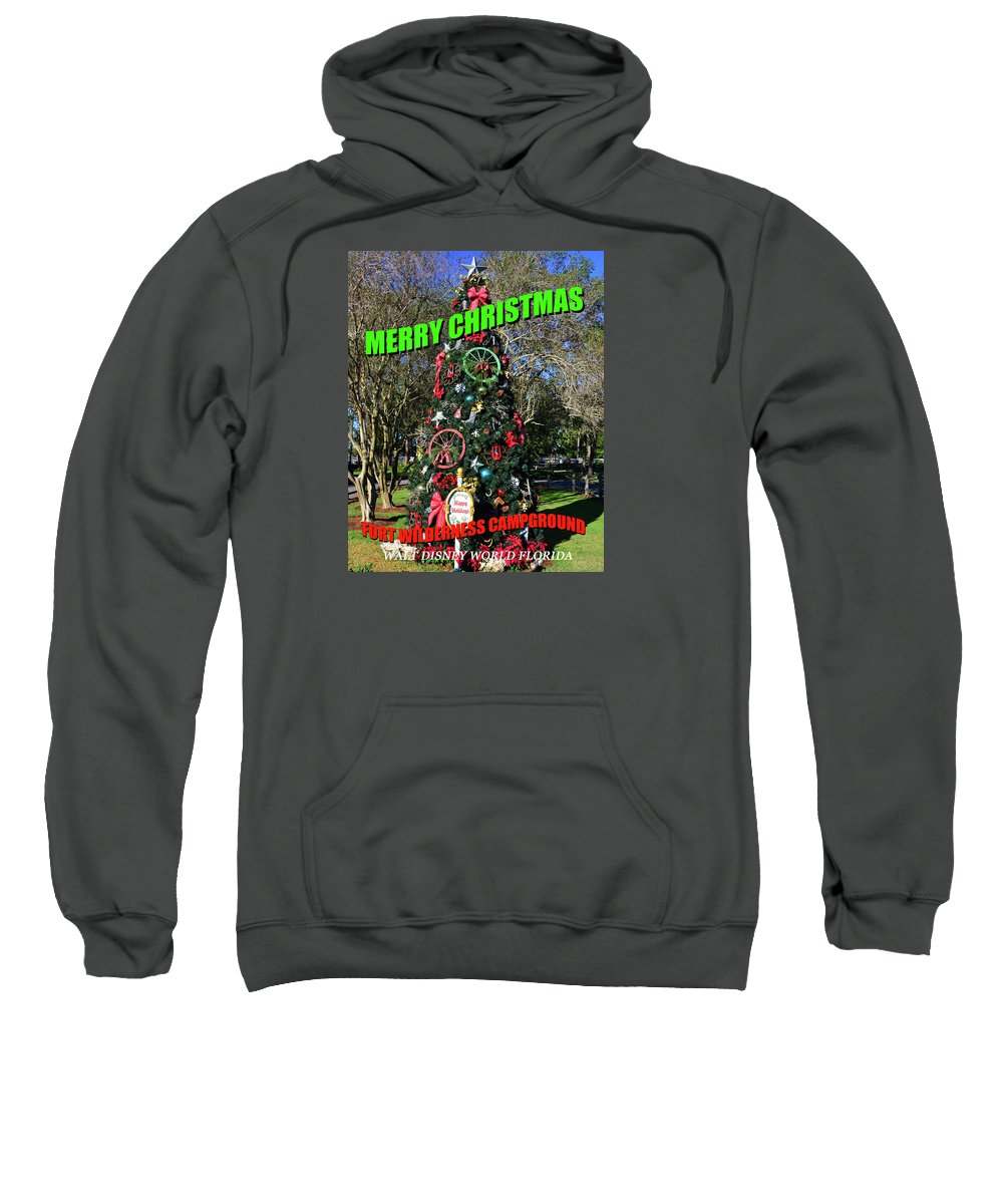 A Glorious Invasion Day Sweatshirt featuring the painting A Glorious Invasion Day by David Lee Thompson