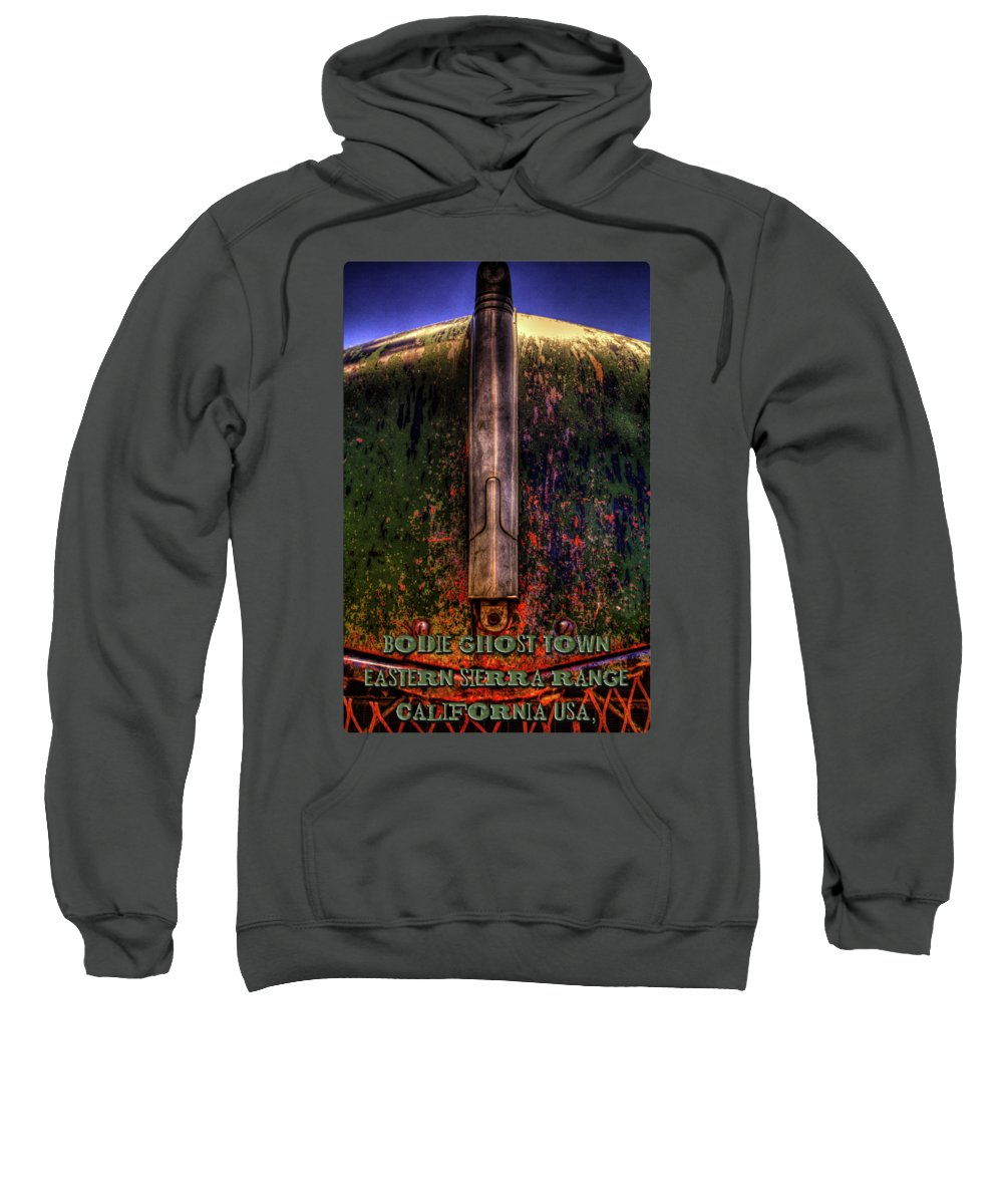 Bodie Ghost Town Hooded Sweatshirts T-Shirts