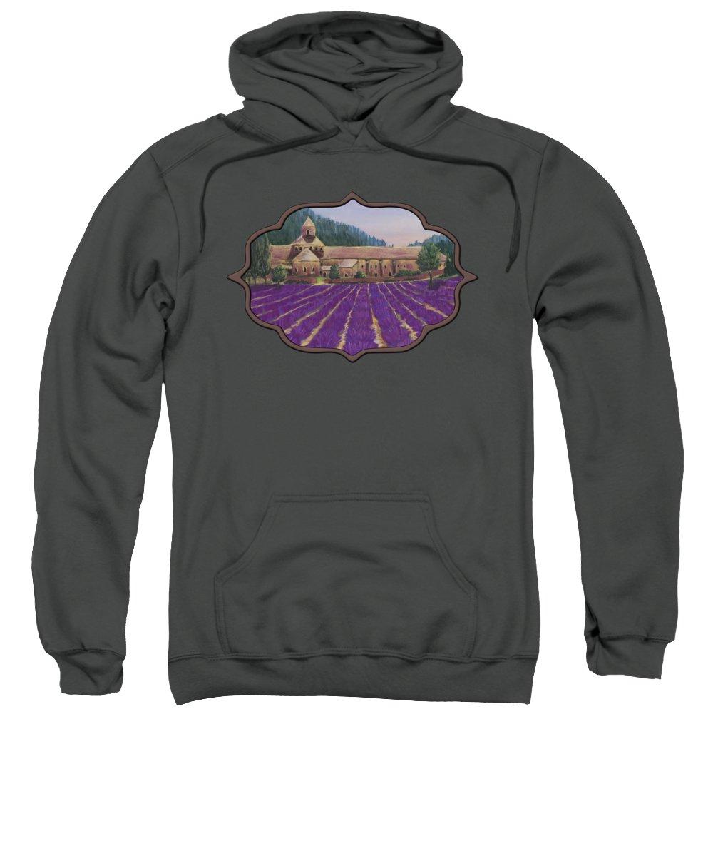 Lavender Hooded Sweatshirts T-Shirts