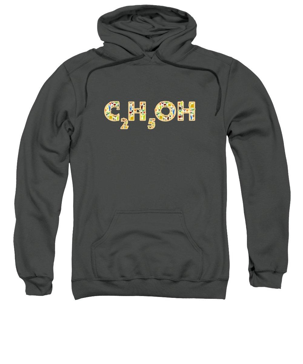 Drunk Digital Art Hooded Sweatshirts T-Shirts