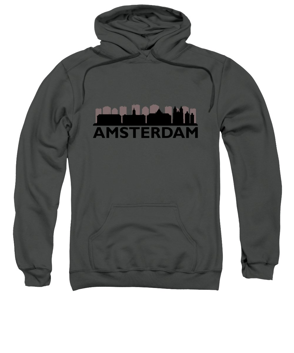 Landscape Hooded Sweatshirts T-Shirts