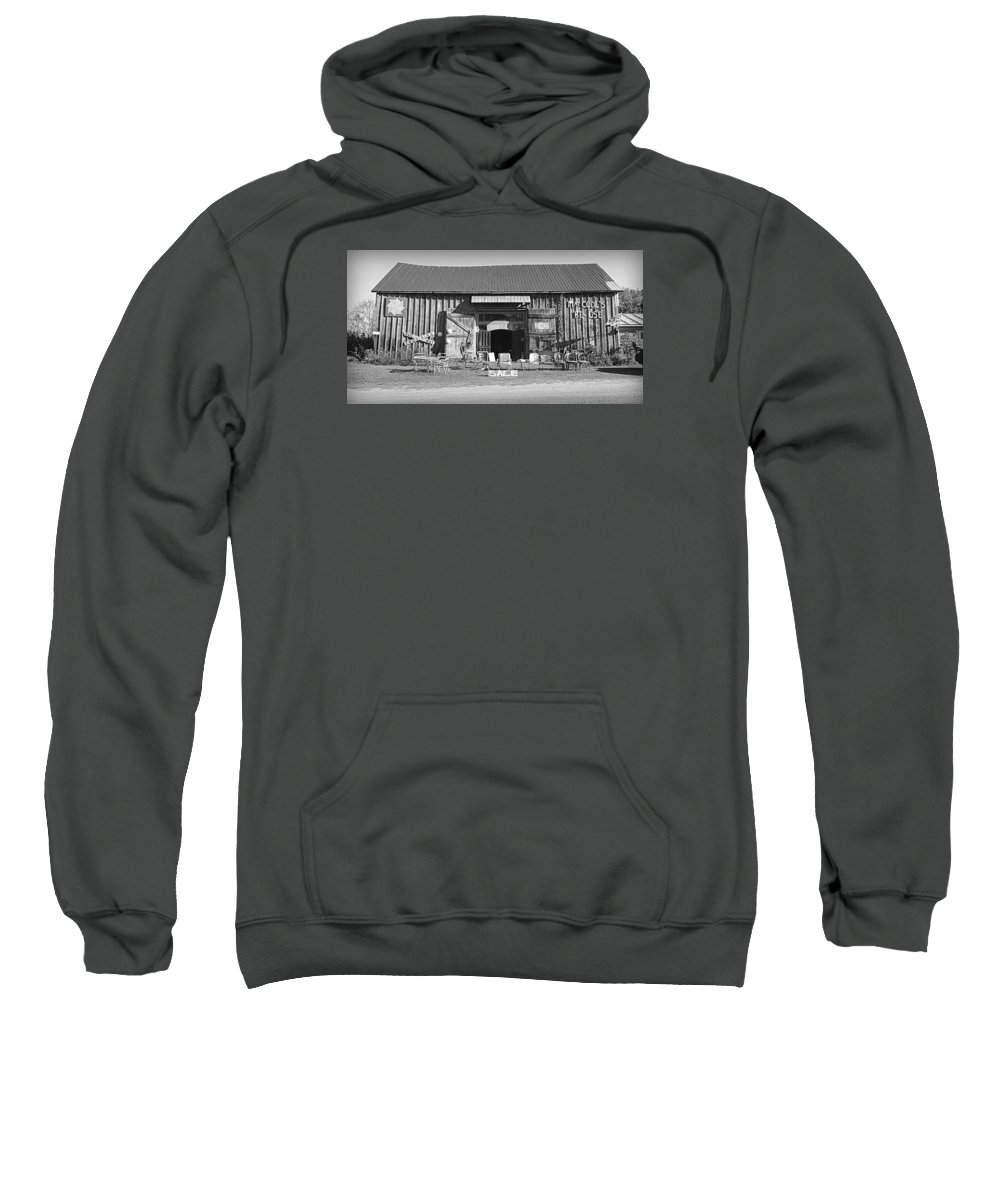 Antiques Sweatshirt featuring the photograph Antiques by Valentino Visentini