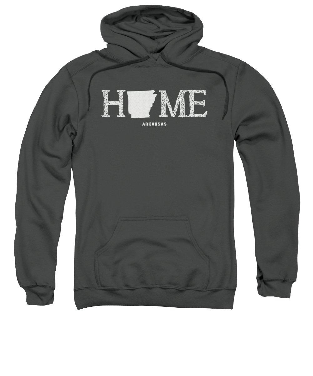 University Of Arkansas Hooded Sweatshirts T-Shirts