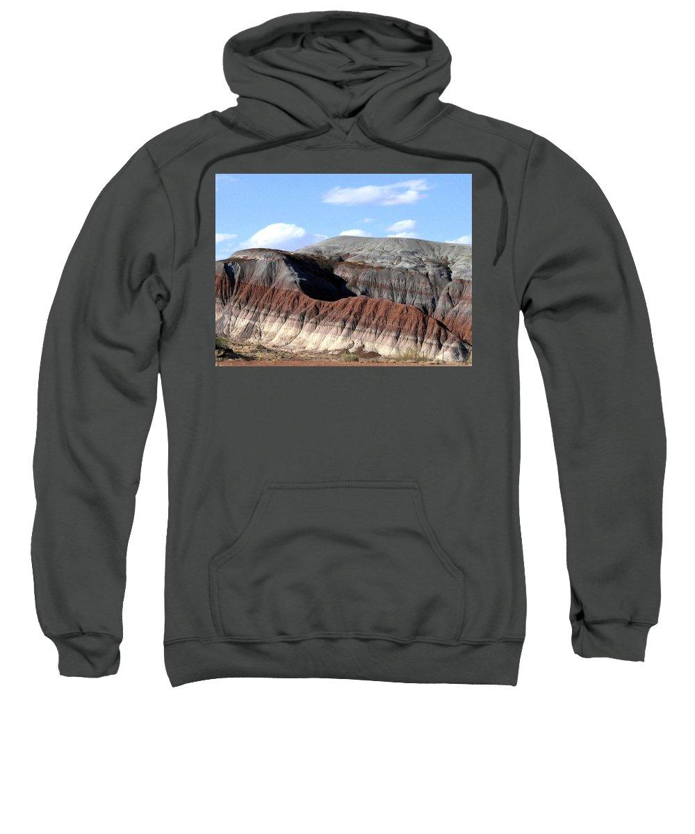 Arizona Sweatshirt featuring the photograph Arizona 16 by Will Borden