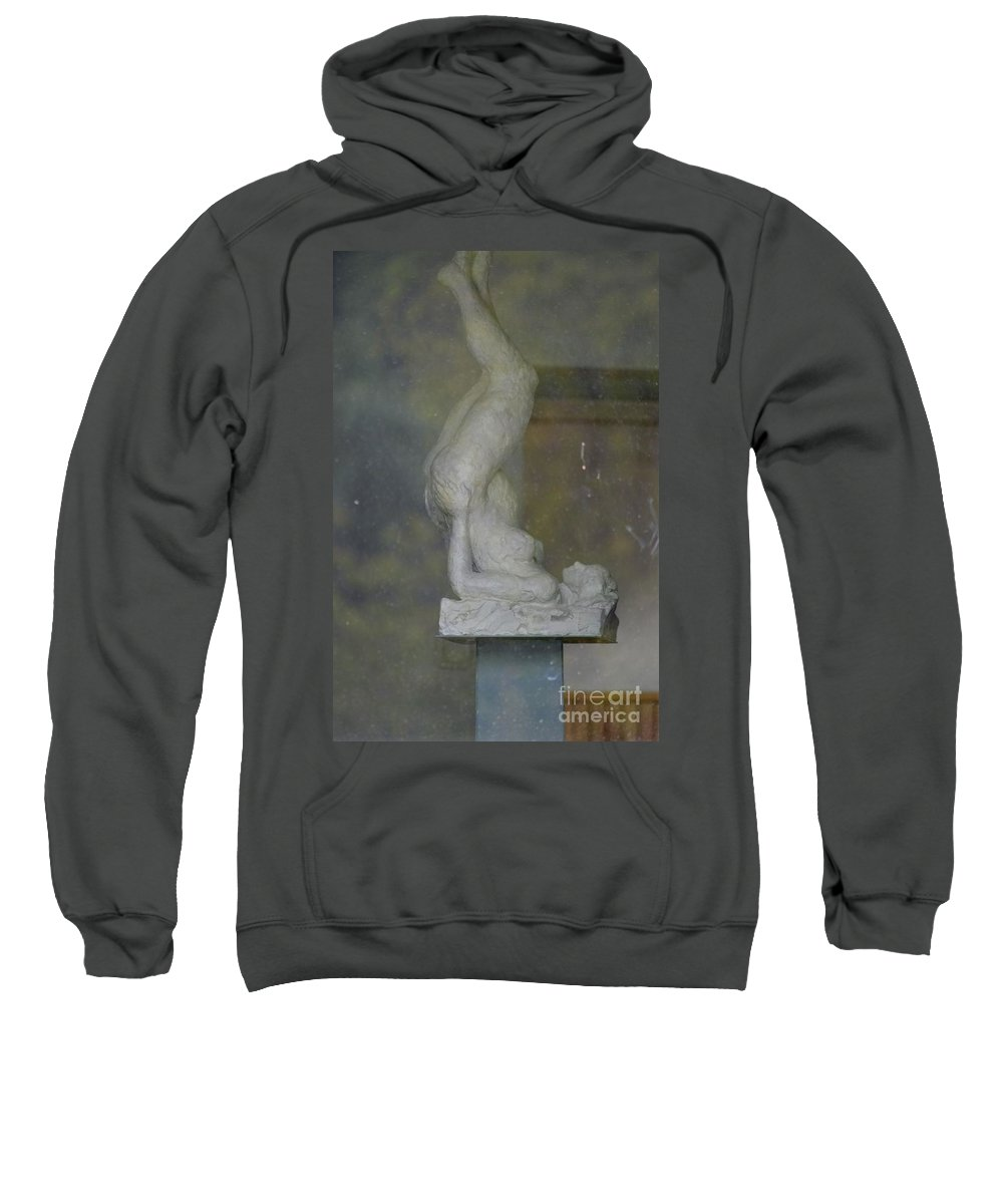 Art Sweatshirt featuring the photograph Lady by Photos By Zulma