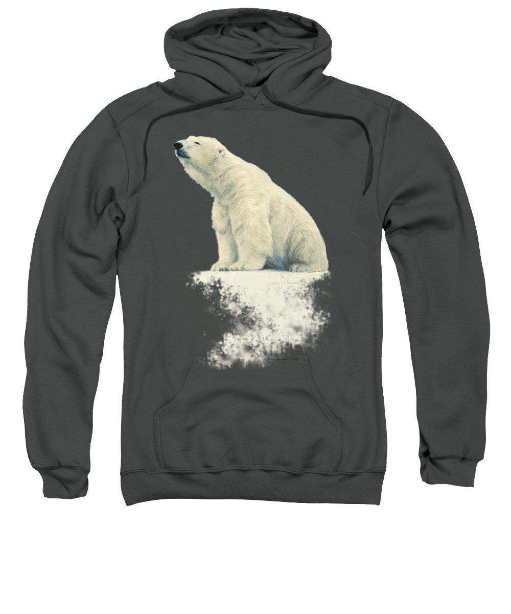 Polar Bear Hooded Sweatshirts T-Shirts