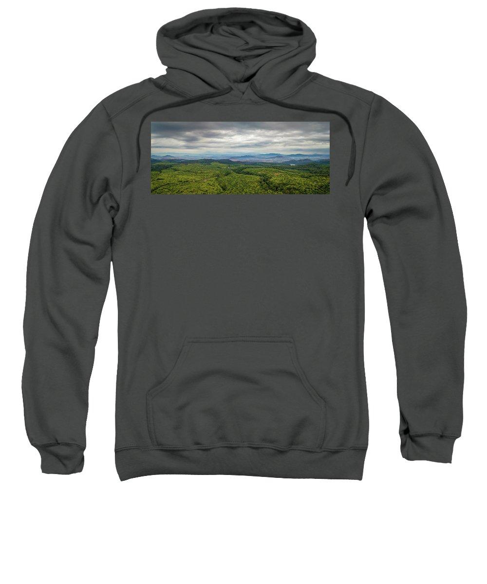 Michoacan Sweatshirt featuring the photograph Avocado Land by Chris Lemanz