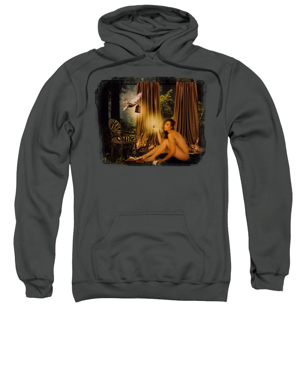 Away From It All Hooded Sweatshirts T-Shirts