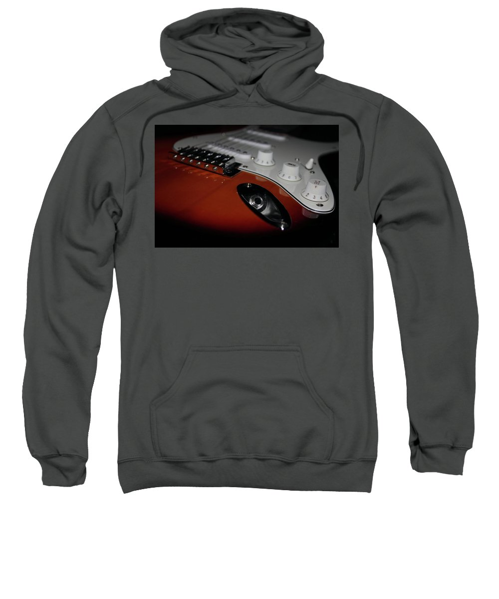 Harrisburg Sweatshirt featuring the photograph Axe To Grind by Shelley Neff