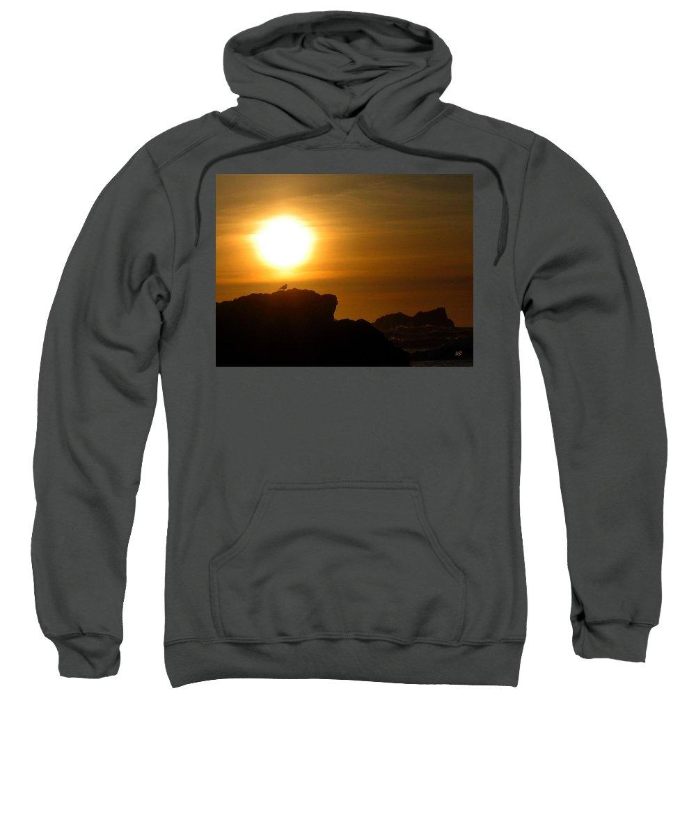 Bandon Sweatshirt featuring the photograph Bandon 30 by Will Borden
