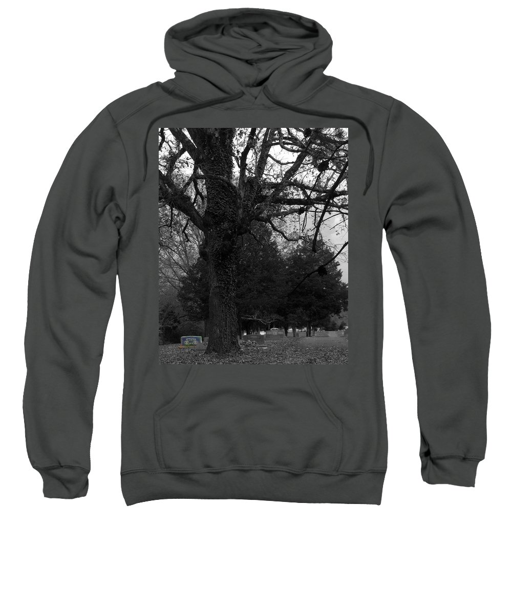 Pat Turner Sweatshirt featuring the photograph Bates by Pat Turner