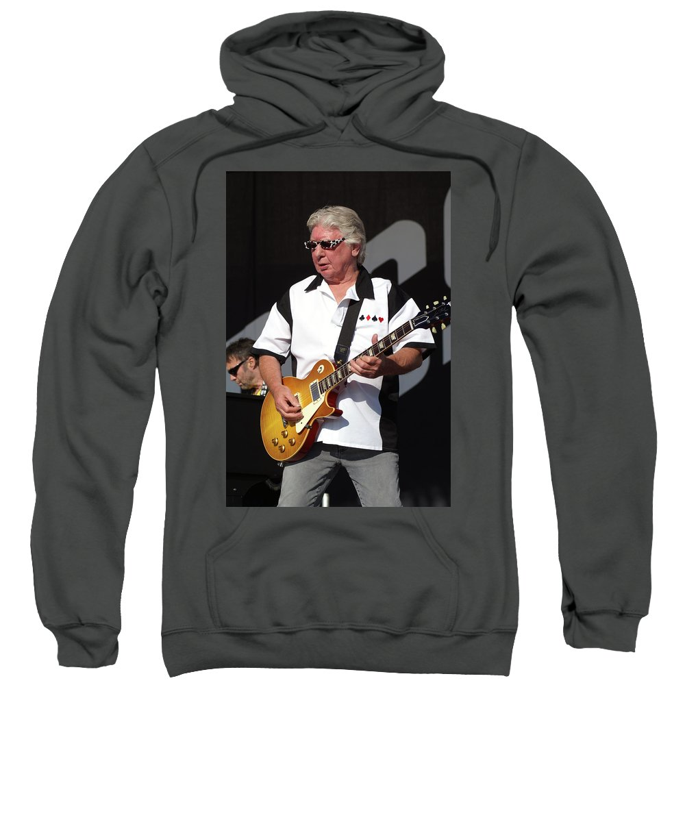 Classic Rock Sweatshirt featuring the photograph Bcspo2013 #18 by Ben Upham