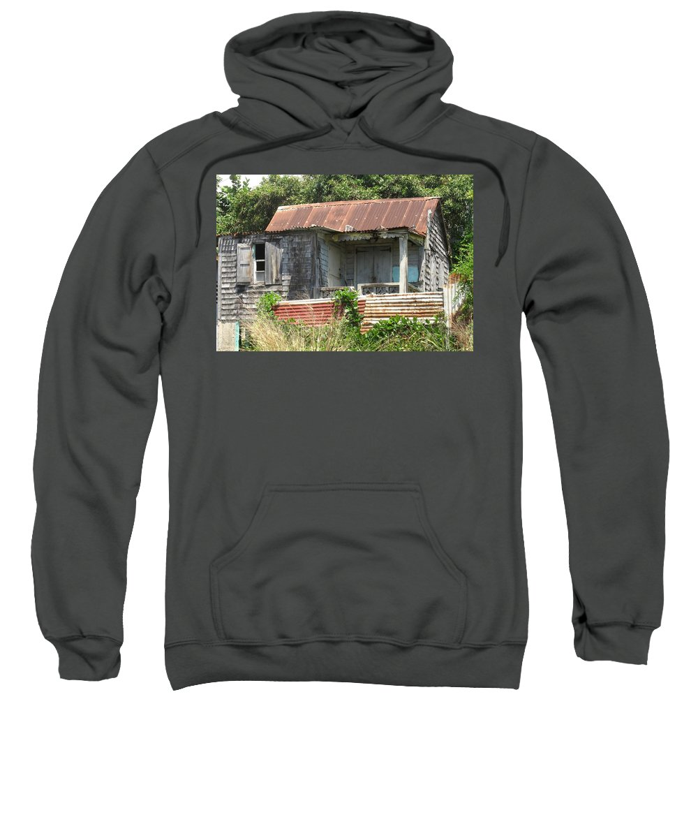 House Sweatshirt featuring the photograph Be It Ever So Humble by Ian MacDonald