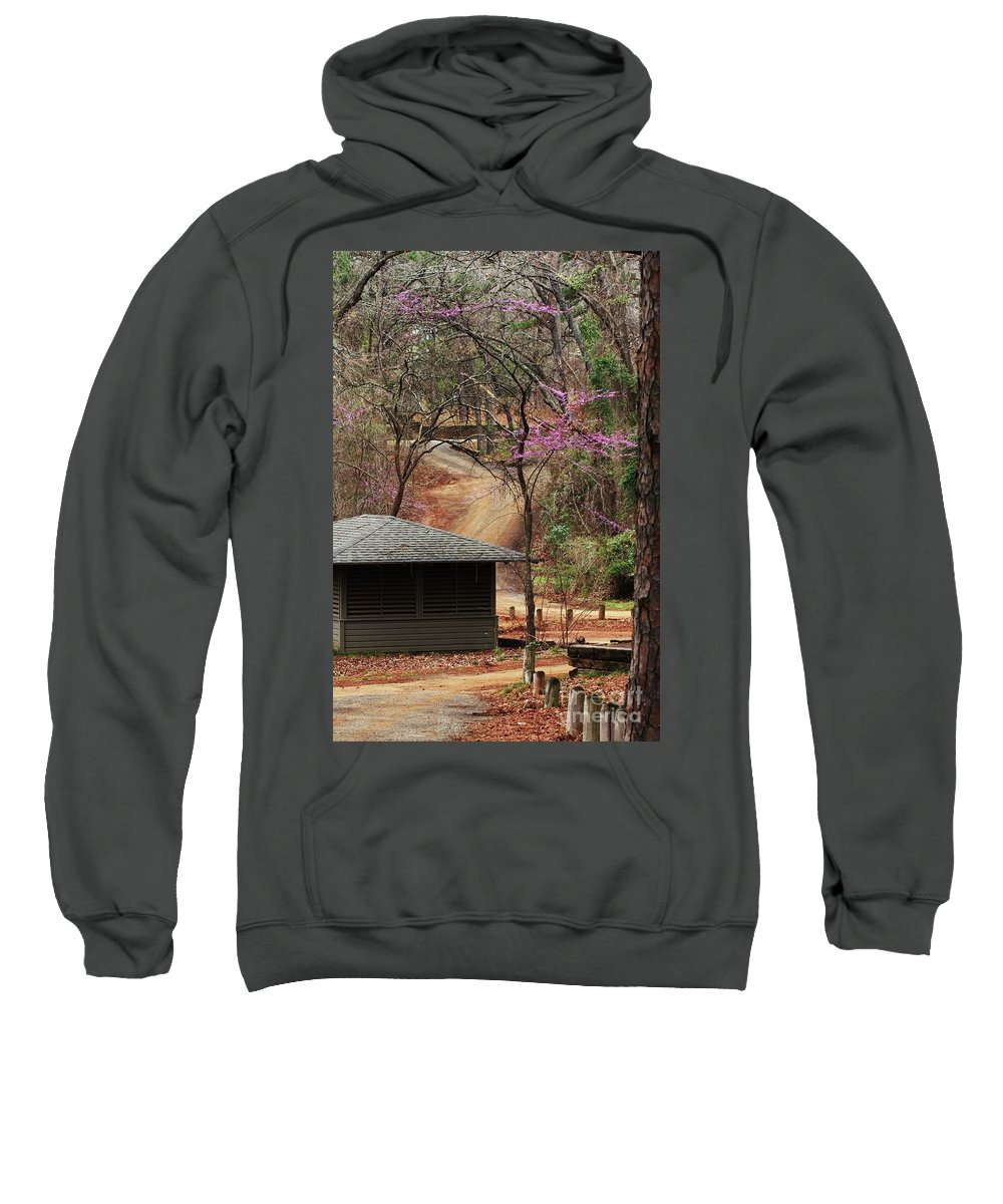 Nature Photograph Sweatshirt featuring the photograph Beautiful Escape by Kim Henderson