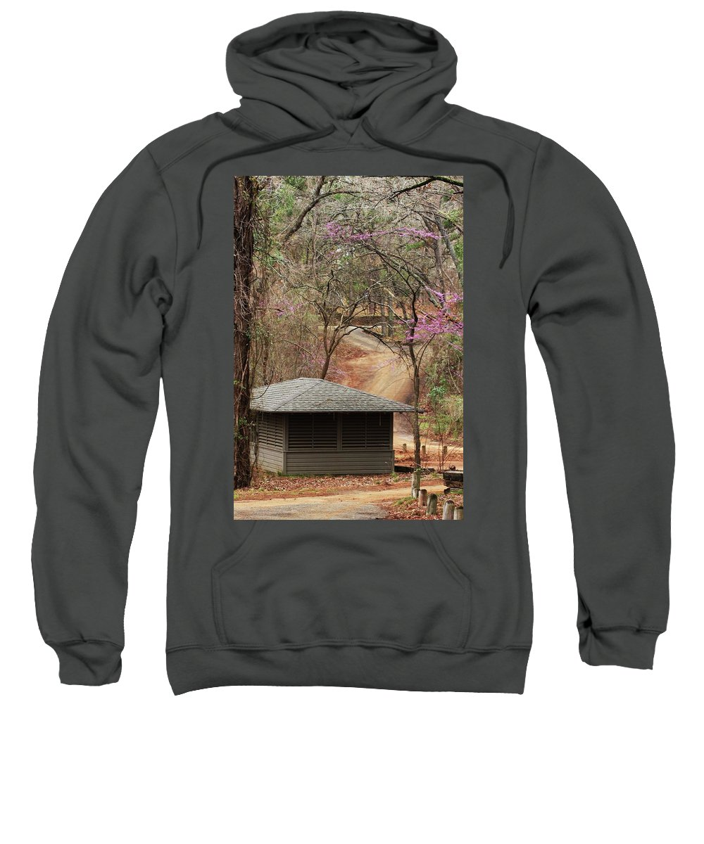Nature Photographs Sweatshirt featuring the photograph Beautiful Get-a-way by Kim Henderson