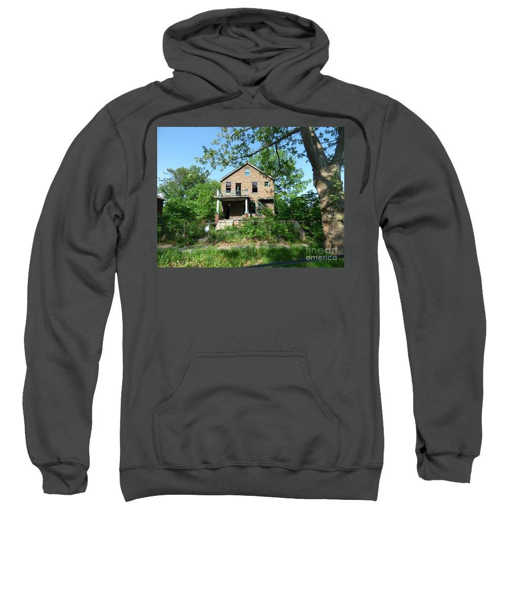 Abandon Sweatshirt featuring the photograph Better Days by Scott Ward