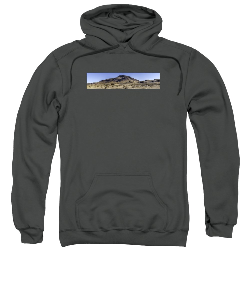 Blue Mountain Sweatshirt featuring the photograph Blue Mountain by Jim Collier