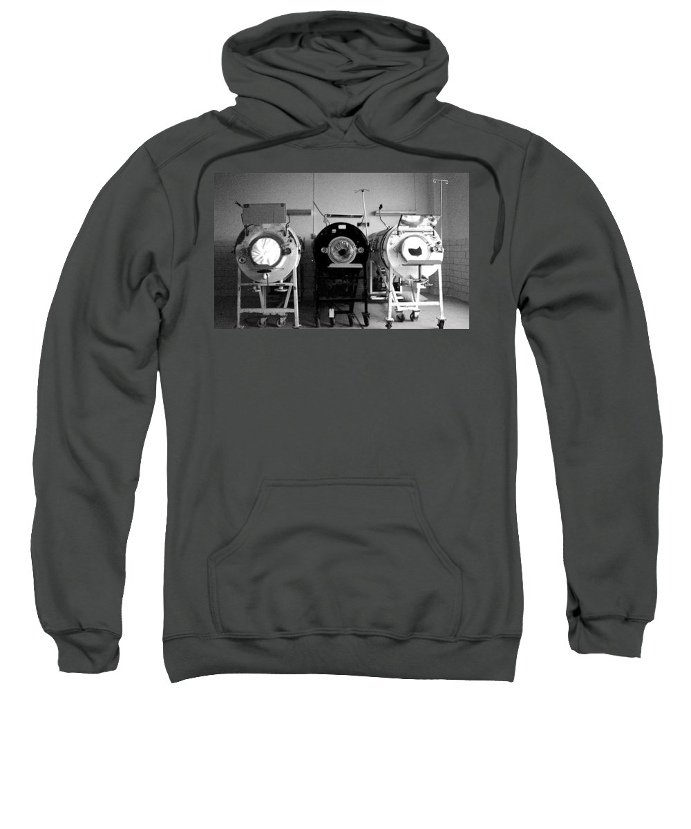 Iron Lungs Sweatshirt featuring the photograph Breathe by Conor McLaughlin