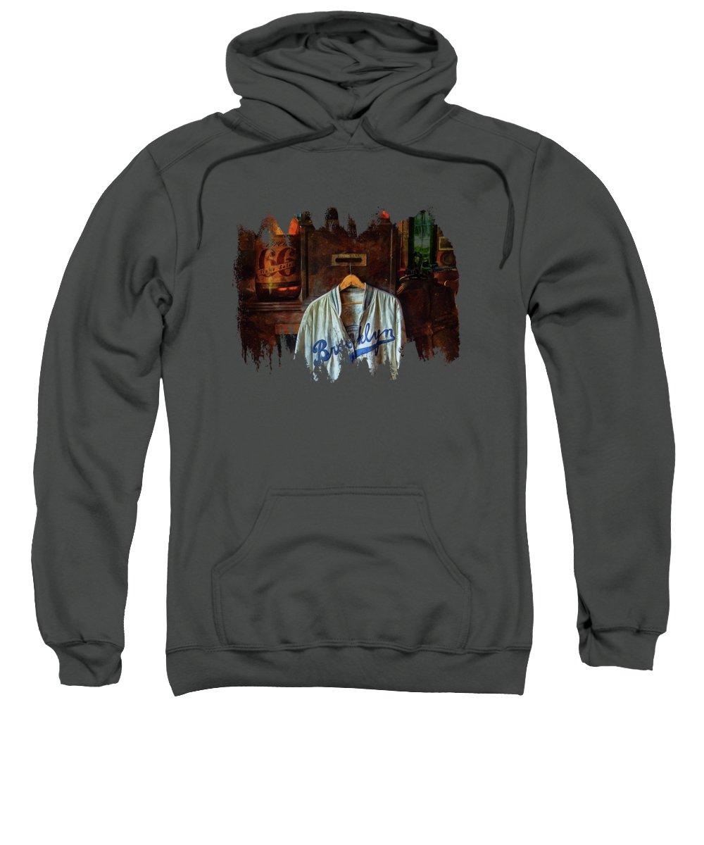 Brooklyn Dodgers Photographs Hooded Sweatshirts T-Shirts