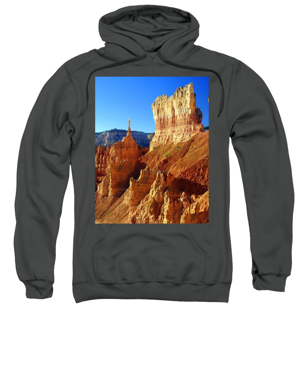 Bryce Canyon National Park Sweatshirt featuring the photograph Bryce 4 by Marty Koch