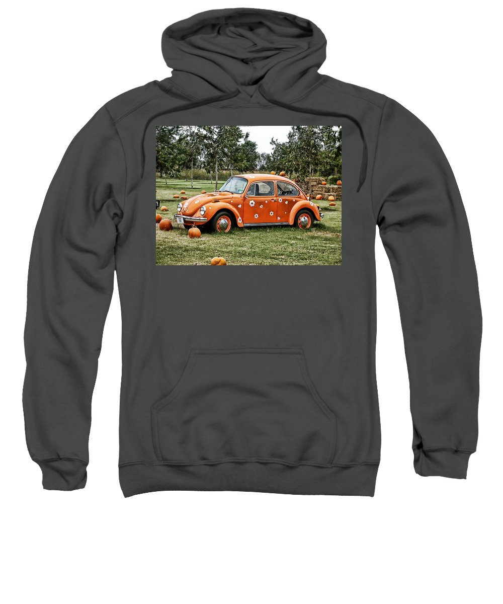 Bug Sweatshirt featuring the photograph Bugs In The Patch Again by Scott Wyatt